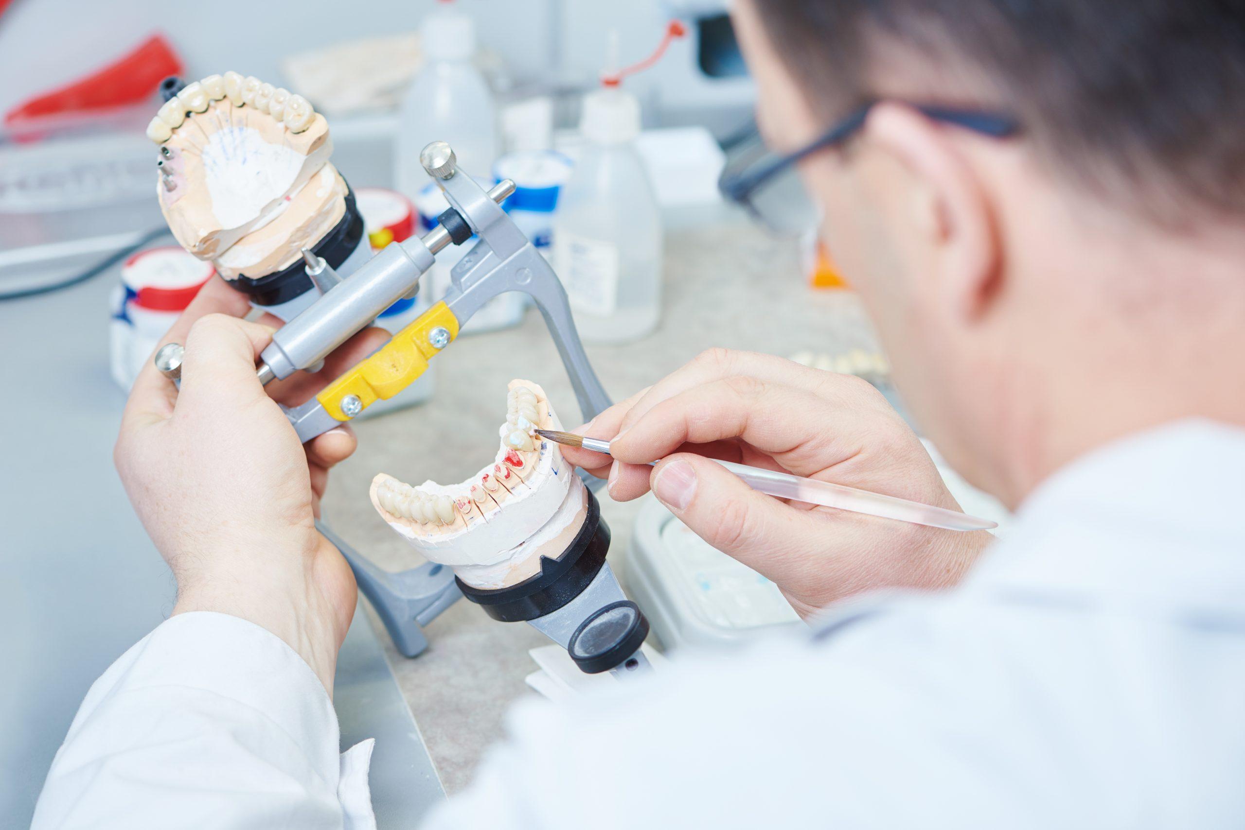 Зъботехнически лаборатории