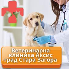 Ветеринарна клиника Аксис