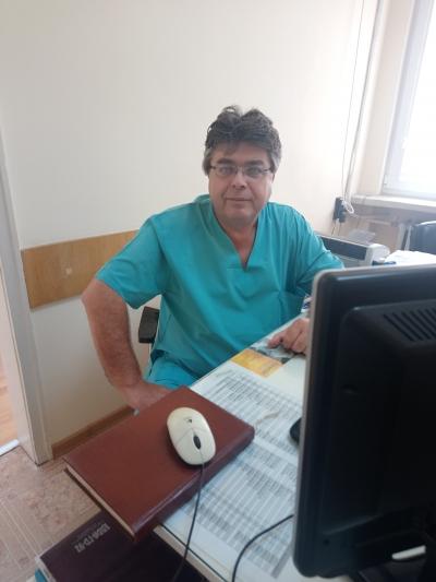 Д-р Трендафил Трендафилов - Обща и коремна хирургия, гр. Ямбол