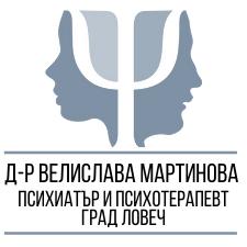 Д-р Велислава Мартинова - психиатър и психотерапевт град Ловеч