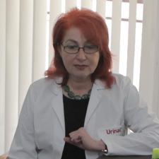 Д-р Анелия Барбова - Акушер-гинеколог град София