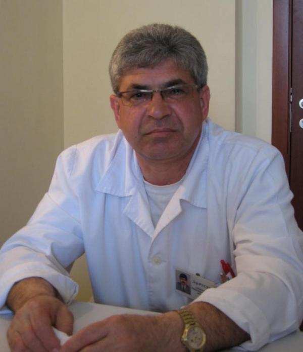 Д-р Станимир Русев - УНГ град Русе