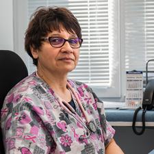 Д-р Надя Спасова Котева - Вътрешни болести и белодробни болести град София